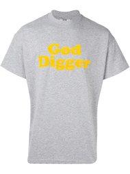футболка 'God Digger' Gcds
