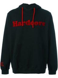 толстовка 'Hardcore' с капюшоном Gcds