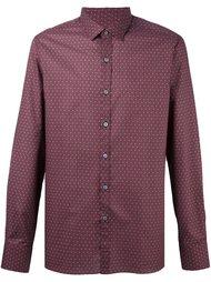 рубашка  с принтом пейсли   Lanvin