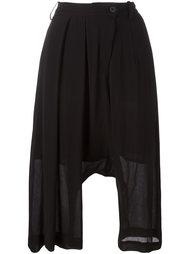 плиссированные брюки  Lost & Found Ria Dunn
