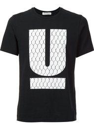 logo print T-shirt Undercover