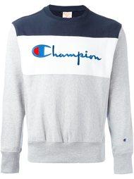 толстовка с логотипом Champion