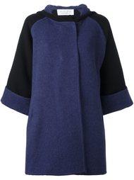 свободное пальто с укороченными рукавами Gianluca Capannolo