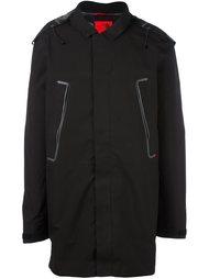 однобортное пальто The North Face