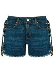 denim shorts Amapô