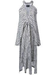 платье 'Graphic Kimono Release' Kitx