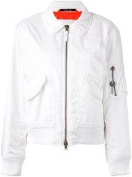 куртка бомбер с воротником Maison Margiela