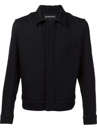 concealed fastening jacket  Ann Demeulemeester