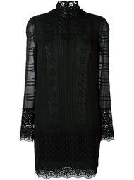 платье с вышивкой Giambattista Valli