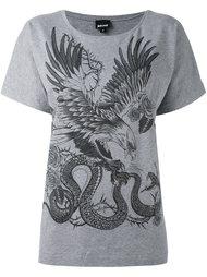футболка с принтом 'animals' Just Cavalli