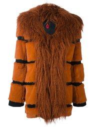 пальто из искусственного меха Sonia By Sonia Rykiel