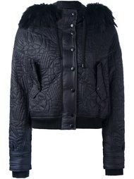 куртка с капюшоном Just Cavalli