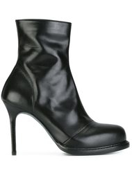 ботинки на шпильке Ann Demeulemeester