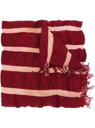 striped scarf Uma Wang