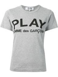 футболка 'Play'  Comme Des Garçons Play
