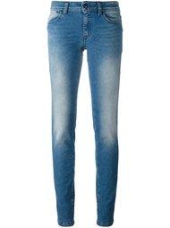 джинсы скинни с заниженной талией Just Cavalli