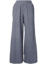 флисовые брюки с высокой талией Guild Prime