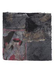 шарф с цветочным рисунком Avant Toi