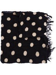 polka dot scarf Uma Wang