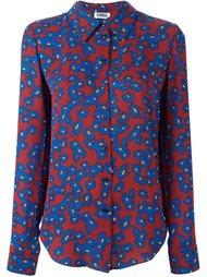 рубашка с цветочным узором Sonia By Sonia Rykiel