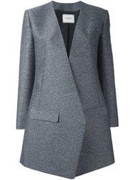 пальто в стиле блейзера Lanvin
