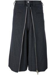 укороченные брюки-юбка Ganryu Comme Des Garcons