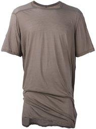 драпированная футболка Rick Owens