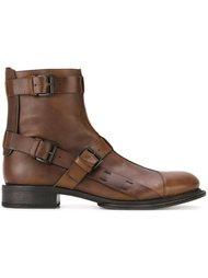 ботинки с ремешками Ann Demeulemeester