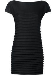 плиссированное мини-платье Issey Miyake Cauliflower