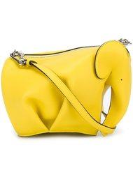 сумка через плечо в форме слона Loewe