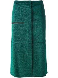 юбка миди с отливом Golden Goose Deluxe Brand