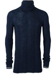 свитер с высоким горлом Lanvin