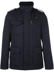куртка с высоким воротом Fay