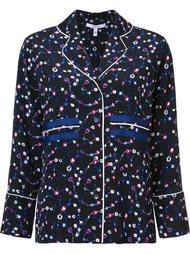 pyjama style blouse Derek Lam 10 Crosby