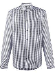 клетчатая рубашка J.W.Anderson