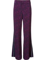 pyjama style trousers Derek Lam 10 Crosby