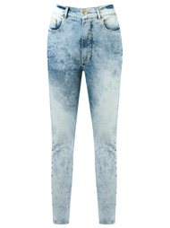high waisted skinny jeans Amapô