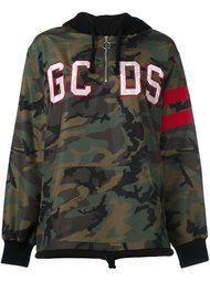 камуфляжная куртка Gcds