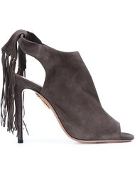 fringed sandals  Aquazzura