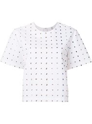 crystal embellishments T-shirt Rosie Assoulin