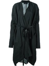 пальто с принтом Area Di Barbara Bologna