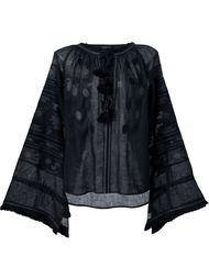 ethnic embroidery blouse Vita Kin