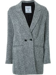 woven blazer jacket Fad Three