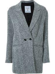 woven blazer jacket Fad Three