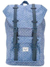 рюкзак в горох 'Little America' Herschel Supply Co.