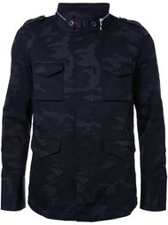 camouflage print jacket Loveless