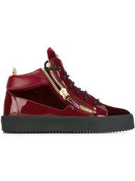 кроссовки 'Kriss'  Giuseppe Zanotti Design
