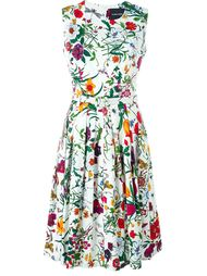 платье 'Rachel' с цветочным принтом Samantha Sung