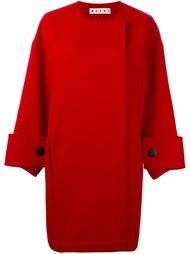 объемное пальто Marni