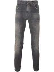 джинсы скинни с потертым эффектом Faith Connexion